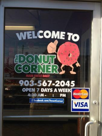 The Donut Corner