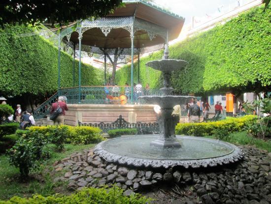 Este jardin es muy hermoso picture of jardin de la union for 7 jardines guanajuato