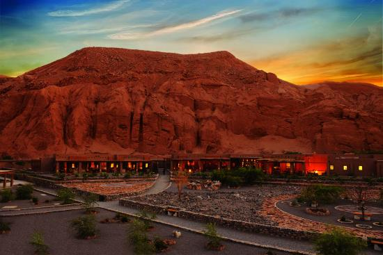 Alto Atacama Desert Lodge & Spa: Panoramic View