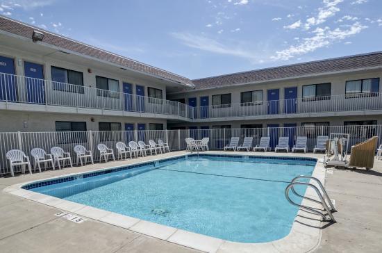 Motel 6 Casper : Pool