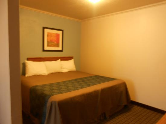 Econo Lodge Inn & Suites: King Bed