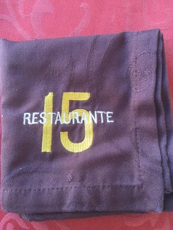 Restaurante 15