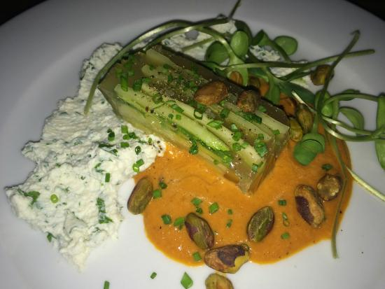 The Tailor and The Cook : Summer Squash Terrine