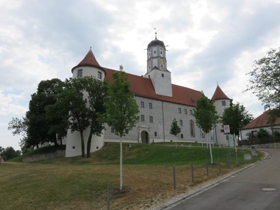 Hochstadt, Germany: Schloss Höchstädt