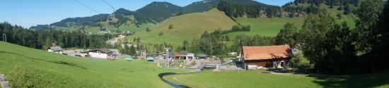 Atzmaennig, Switzerland: Panorama Atzmännig