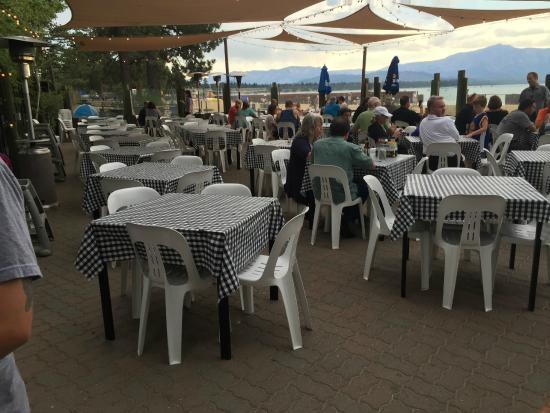 Lakeside Beach House Tables