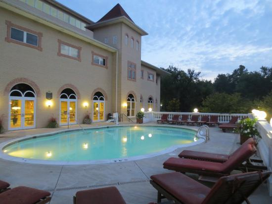 Outdoor swimming pool picture of west baden springs - Outdoor swimming pools north west ...