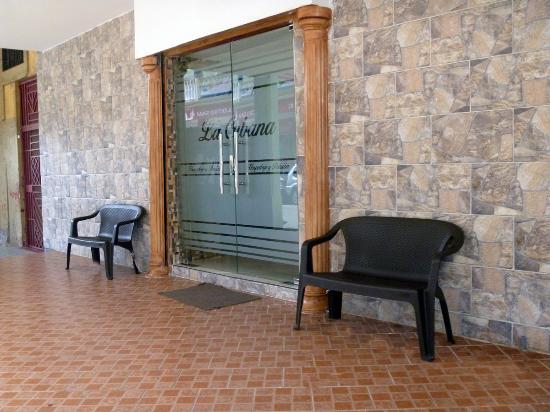 Hospedaje y Pension La Cubana