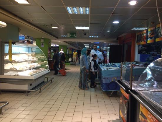 Algier, Algeriet: Centre Commercial Bab Ezzouar