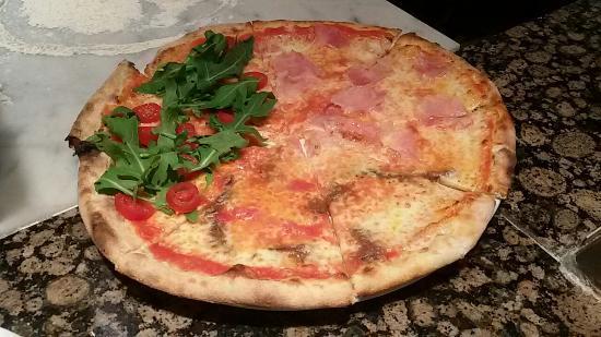 Pizzeria al piano