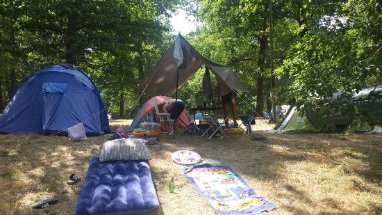 Camping des Gorges de l'Allier