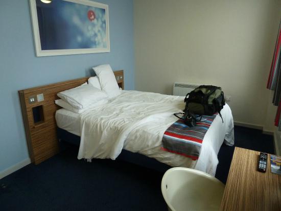 Travelodge Edinburgh Central Queen Street: Bedroom