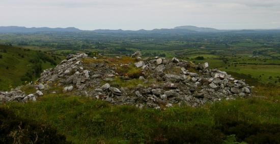 Forest Park House B&B: carrowkeel (close to the b and b)