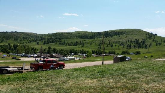 ปิเอมอนเต, เซาท์ดาโคตา: Elk Creek Lodge & Resort