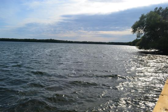 Lake on the Mountain: The lake