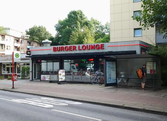 nette deko bilde av burger lounge i hamburg tripadvisor. Black Bedroom Furniture Sets. Home Design Ideas