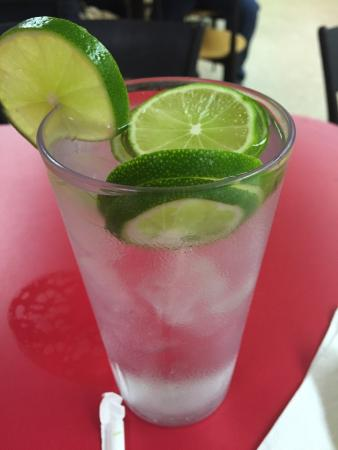 Tortilleria Anita Y Taqueria: We asked for lime for the water...