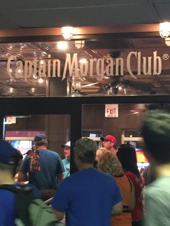 The Captain Morgan Club