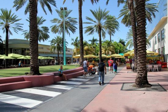 South Beach Hotels Near Lincoln Road Mall