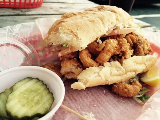 Po' Boys and Pickles : Peacemaker