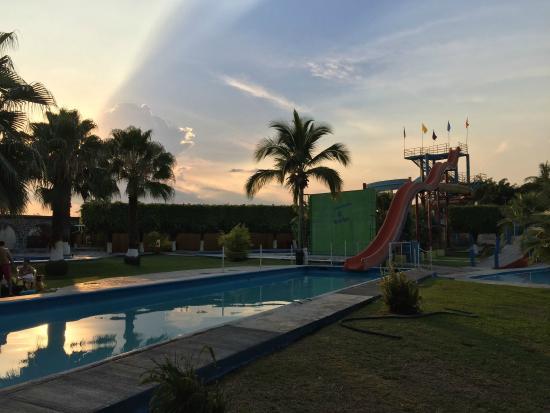 Parque Acuatico Ojo de Agua