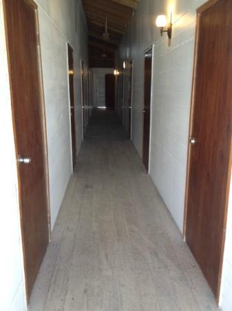 Pedro's Inn Backpacker Hostel: Hostel Interior Corridor
