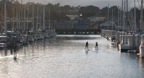 Brent Allen Outside: Fisherman's Wharf Monterey , CA