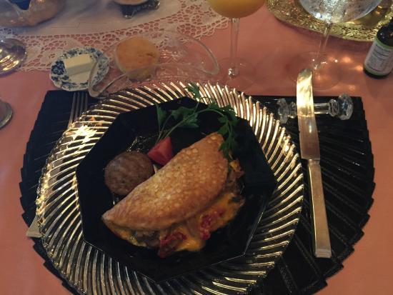Penon Blanco Lookout: Omelet