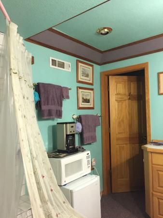 Coulterville, CA: Combo room