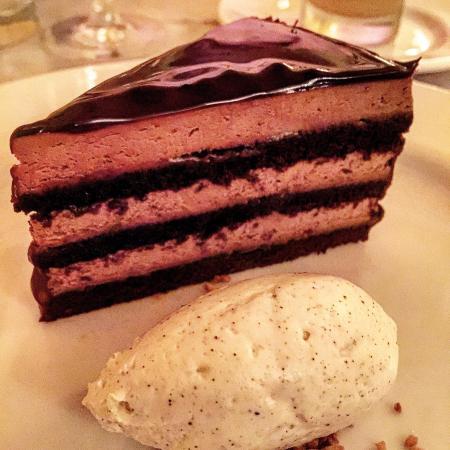 Bistrot La Minette : Cake