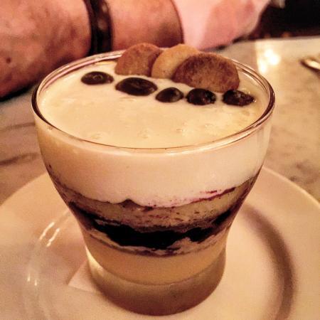 Bistrot La Minette : Dessert