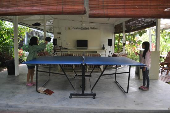 ping pong table picture of moonriver lodge cameron highlands