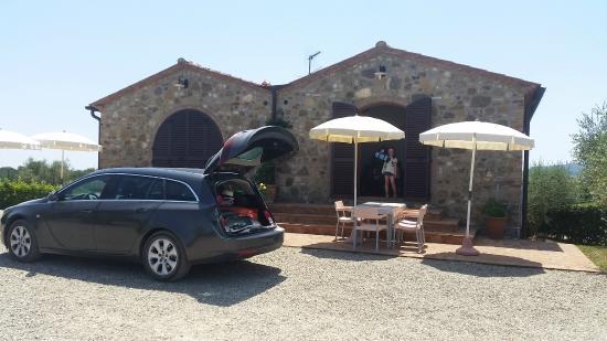 Agriturismo Macinatico 1: our place