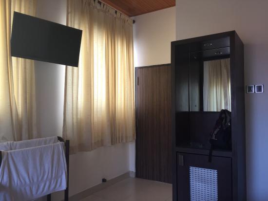 Hotel Sunshine: Hotel acogedor para descansar después de un largo trayecto en avión. Buen trato desde el persona