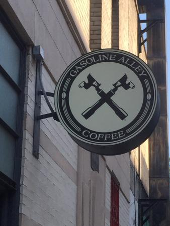 Gasoline Alley Coffee