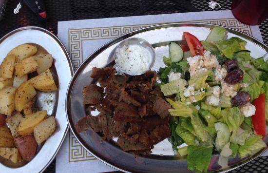 Athenas Greek Cafe and Bakery