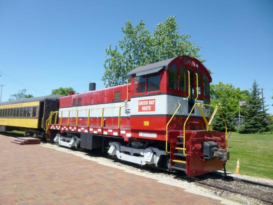 ‪National Railroad Museum‬
