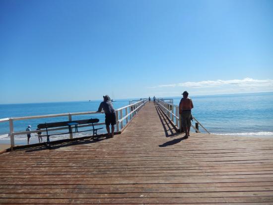 Discovery Parks - Fraser Coast: boardwalk