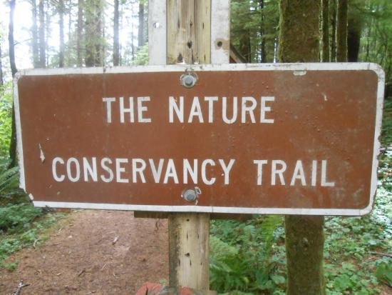 Otis, OR: The Nature Conservancy Trail