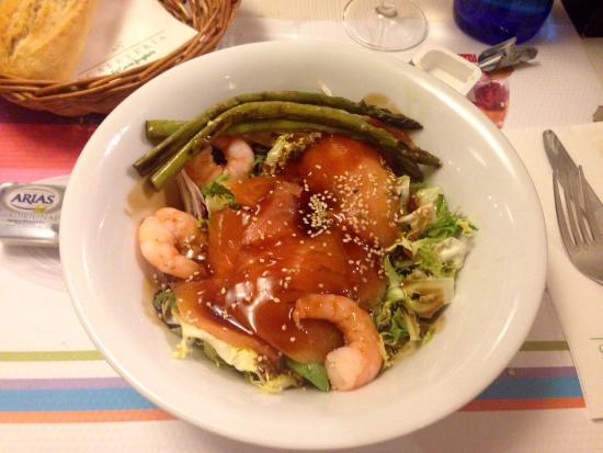 Foto De El Corte Ingles Madrid Deliciosa Comida Despues De Un