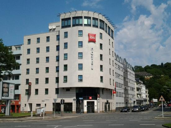 Au enansicht picture of ibis wuppertal wuppertal for Hotel wuppertal