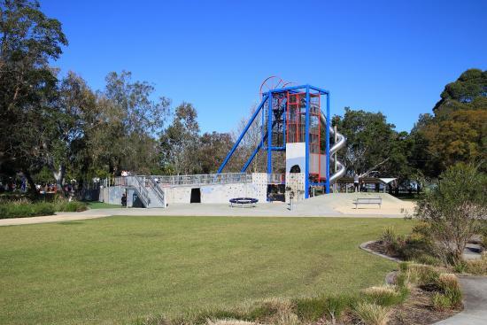 Speers Point, Австралия: Wonderful playground