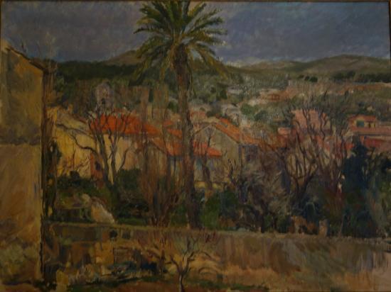 K. H. Zambaccian Museum: Jean Alexandru Steriadi: View of Cassis