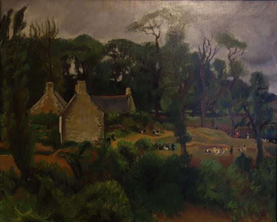 K. H. Zambaccian Museum: Iosif Iser: French Landscape