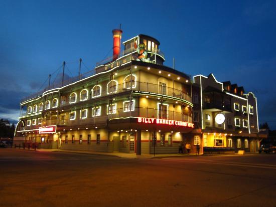 Billy Barker Casino