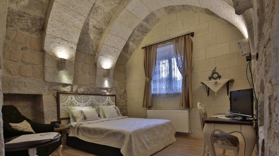 Sakli Konak : Stone Arch Room
