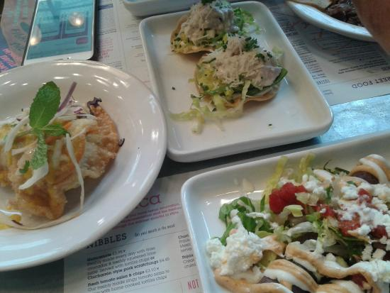 Mexican Street Food Cardiff
