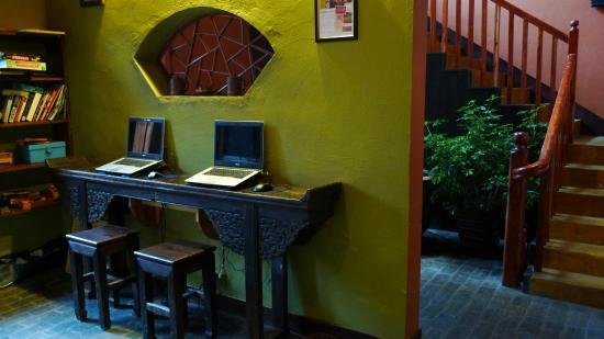 Yangshuo Village Inn guest email area
