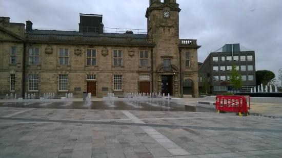 Keel Square