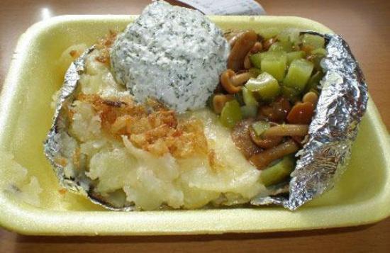 Картошка печенюшка рецепт в фольге с фото